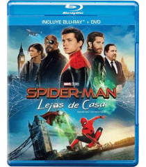 SPIDERMAN (LEJOS DE CASA) (*)