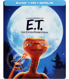 E.T. EL EXTRATERRESTRE (EDICIÓN ESPECIAL STEELBOOK) - USADA