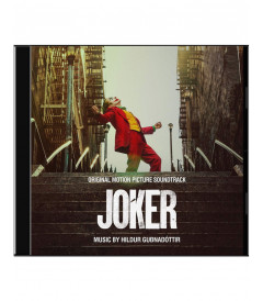 CD - JOKER (ORIGINAL MOTION PICTURE SOUNDTRACK)