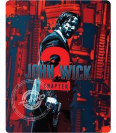 JOHN WICK 2 (UN NUEVO DÍA PARA MATAR) (STEELBOOK EDICIÓN LIMITADA)