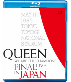 QUEEN (WE ARE THE CHAMPIONS) (FINAL LIVE IN JAPAN)