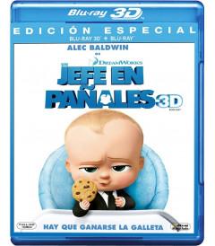 3D - UN JEFE EN PAÑALES (EDICIÓN ESPECIAL) (*)