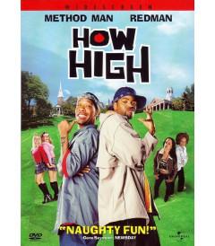 dvd how high