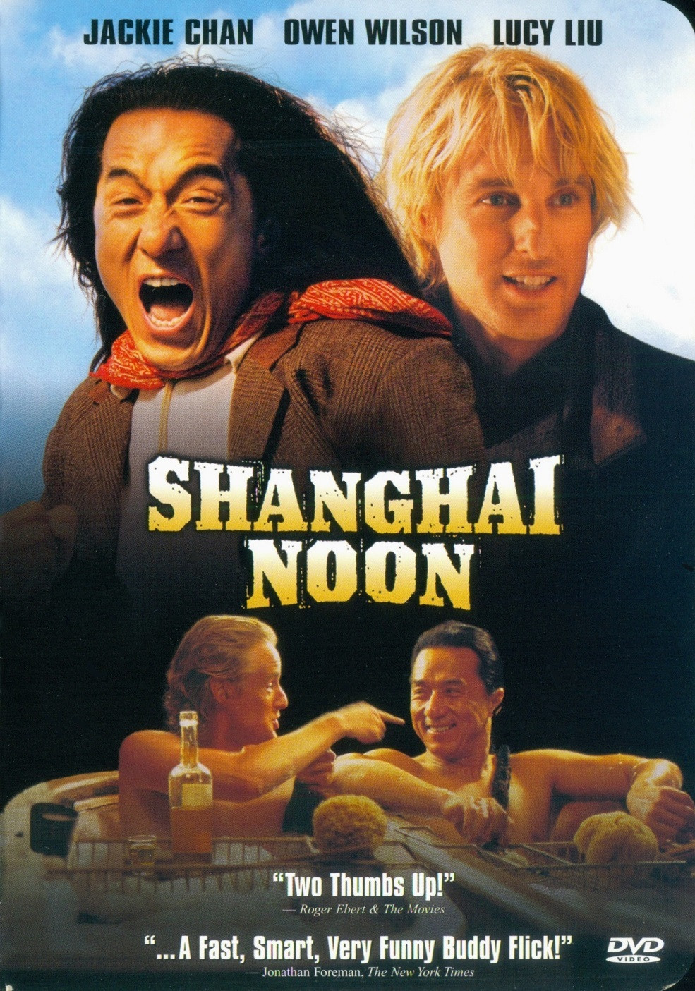 dvd shanghai noon