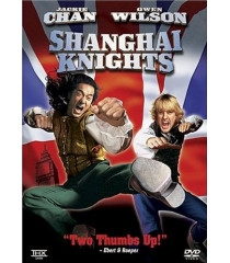 DVD - SHANGHAI KNIGHTS