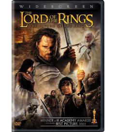 DVD - EL SEÑOR DE LOS ANILLOS (EL RETORNO DEL REY) - USADA
