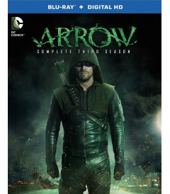 ARROW - 3º TEMPORADA COMPLETA