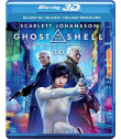 3D - GHOST IN THE SHELL (VIGILANTE DEL FUTURO) (*)