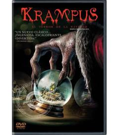DVD - KRAMPUS (EL TERROR DE LA NAVIDAD) - USADA