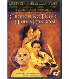 DVD - EL TIGRE Y EL DRAGÓN (SIN ESPAÑOL)
