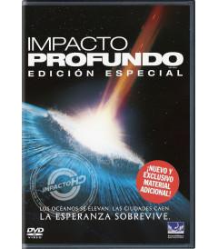 DVD - IMPACTO PROFUNDO (EDICIÓN ESPECIAL) - USADA