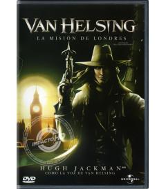 DVD - VAN HELSING (LA MISIÓN DE LONDRES) - USADA