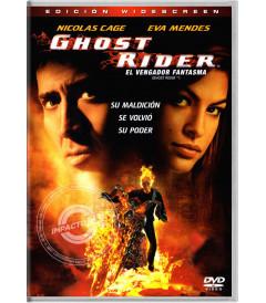 DVD - GHOST RIDER (EL VENGADOR FANTASMA) - USADA