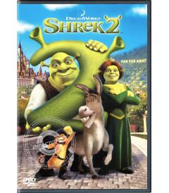 DVD - SHREK 2 - USADA