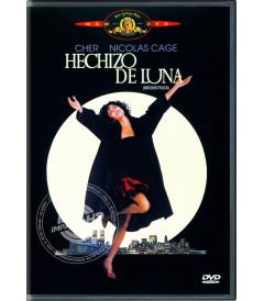 DVD - HECHIZO DE LUNA - USADA