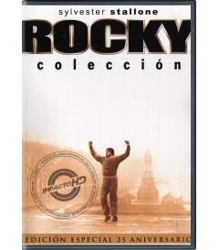 DVD - ROCKY (EDICIÓN ESPECIAL 25 ANIVERSARIO) - USADA