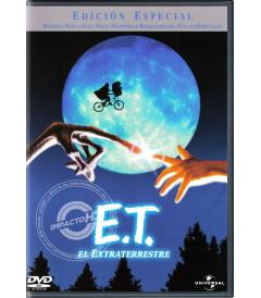 DVD - E.T. EL EXTRATERRESTRE (EDICIÓN ESPECIAL) - USADA