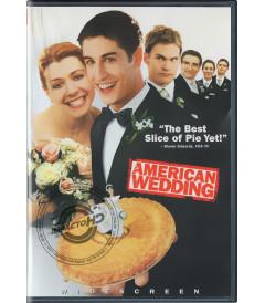 DVD - AMERICAN PIE (LA BODA) - USADA