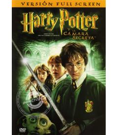 DVD - HARRY POTTER Y LA CÁMARA SECRETA - USADA