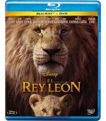 EL REY LEÓN (2019) (BD + DVD) (*)