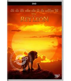 DVD - EL REY LEÓN (2019) (*)