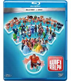 WIFI RALPH (BD+DVD) (*)