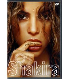 DVD - SHAKIRA (ORAL FIXATION TOUR) (DVD + CD)