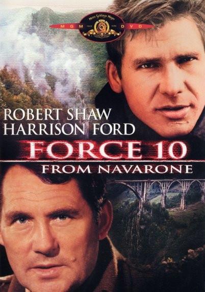 DVD - FUERZA 10 DE NAVARONE - USADO