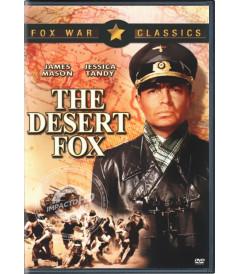 DVD - EL ZORRO DEL DESIERTO