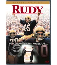 DVD - RUDY (EDICIÓN ESPECIAL) - USADA