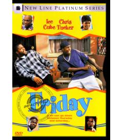 DVD - EL VIERNES (FRIDAY) - USADA