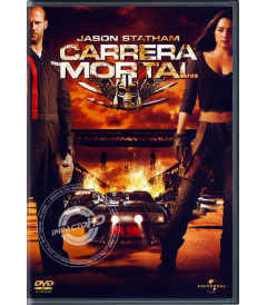 DVD - CARRERA MORTAL