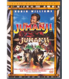 DVD - JUMANJI (SERIE DE COLECCIÓN) - USADA