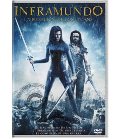 DVD - INFRAMUNDO (LA REBELIÓN DE LOS LYCANS) - USADA
