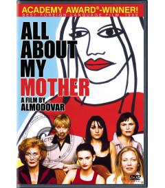 DVD - TODO SOBRE MI MADRE - USADA