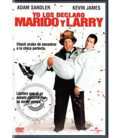 DVD - YO LOS DECLARO MARIDO Y LARRY