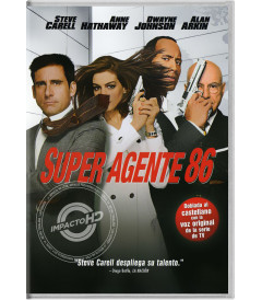 DVD - SUPER AGENTE 86