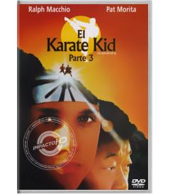 DVD - KARATE KID (PARTE 3)