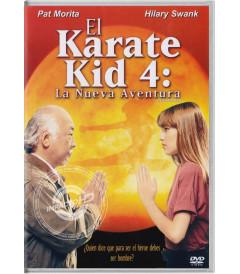 DVD - KARATE KID (PARTE 4) (LA NUEVA AVENTURA)