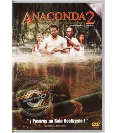 DVD - ANACONDA 2