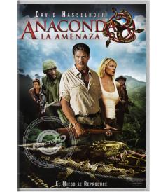 DVD - ANACONDA 3 (LA AMENAZA)