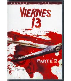 DVD - MARTES 13 (PARTE 2) (EDICIÓN ESPECIAL)