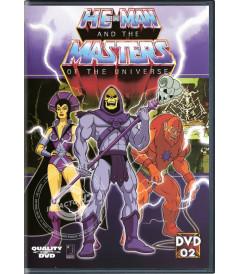 DVD - HE-MAN Y LOS AMOS DEL UNIVERSO (DVD 02)