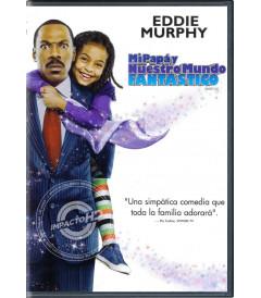 DVD - MI PAPÁ Y NUESTRO MUNDO FANTÁSTICO - USADA