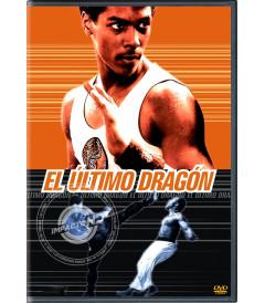 DVD - EL ÚLTIMO DRAGÓN