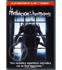 DVD - LA MALDICIÓN DE LAS HERMANAS