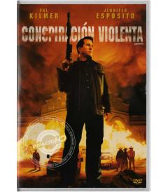 DVD - CONSPIRACIÓN VIOLENTA