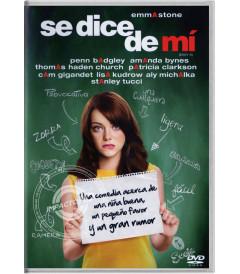 DVD - SE DICE DE MÍ