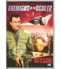 DVD - ENEMIGOS DE LO OCULTO