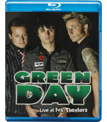 GREEN DAY (LIVE AT FOX THEATERS)